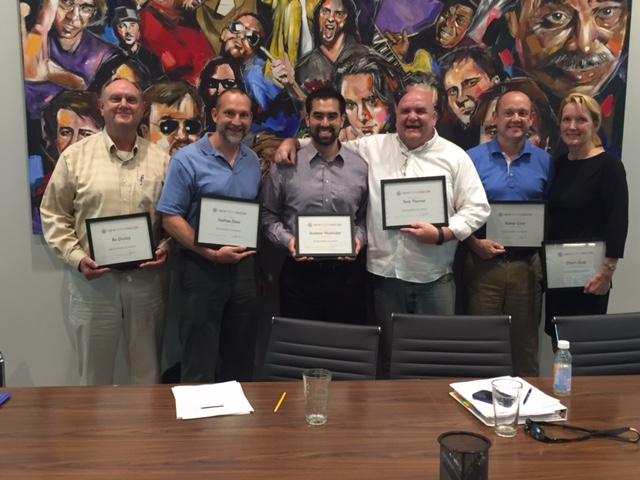 2016 Developer's Academy Graduates